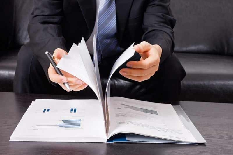 Отчёт об оценке и его особенности