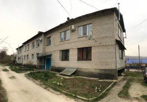 поселок Каменномостский, ул Гагарина